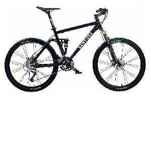 "26"" 27-Speed Full Suspension MTB"
