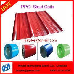 ppgi sheet prepainted galvanized steel Color Coated Galvalume Steel Coil For Roofing
