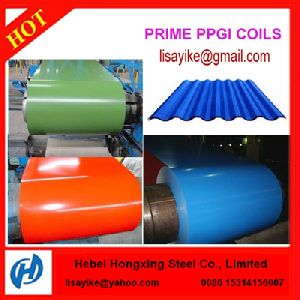 PPGI PPGL(prepainted steel coil / colour coated galvanized steel coil