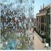 Self adhesive window Decorative Film Color Opaque 3D sun protection