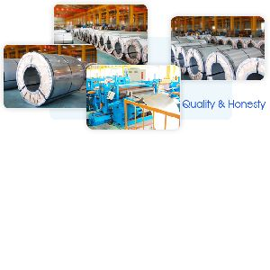 Hot Rolled Coil, Plate and Flat Bar