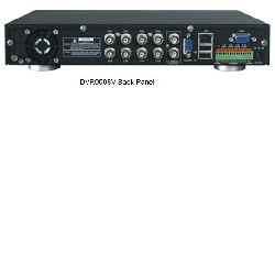 8Channel H.264 Standalone DVR, Alarm