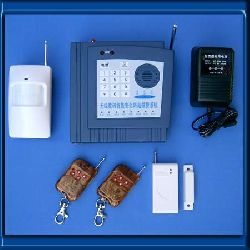 8 zone Wireless burglarproof Alarm System