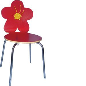 Cheerful Flower-chair