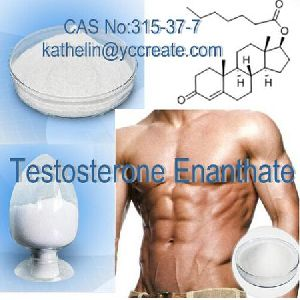 Powerful Steroid Hormone Testosterone Enanthate CAS 315-37-7 for Bodybuilding