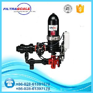 Filtrascale full automatic disc filter for waste watertreatment recycling purification
