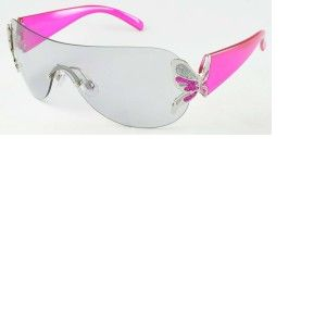 Plastic Girl Sunglasses