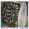 prepainted camouflage galvanized steel coil