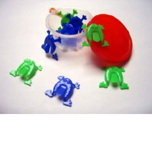 Jump Frog/frog winks/promotion toy