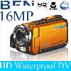 Water-proof 16MP HD Digital Video Camcorder camera DV