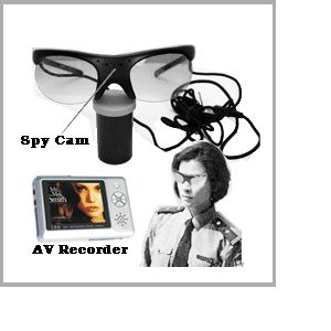 spy sunglass camera with mp4 recorder