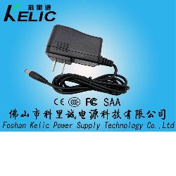 12v 0.5a portable power adapter for mobile phone