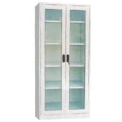 Assembly Swing Glass Door Cabinet (YY CZ-011)