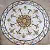 Fully Handmade,Luxurious Marble Mosaic Medallion,Highest Quality Art Tile