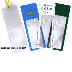 BOOKMARK SIZE MAGNIFIER IN CUSTOM DESIGN